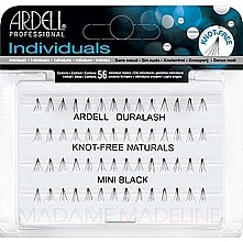 Parfumuri și produse cosmetice Накладные ресницы - Ardell Individuals Eye Lash Knot-Free Naturals