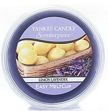 Parfumuri și produse cosmetice Ceară aromată - Yankee Candle Lemon Lavender Melt Cup