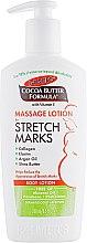 Parfumuri și produse cosmetice Loțiune pentru masaj corporal - Palmer's Cocoa Butter Formula Massage Lotion for Stretch Marks