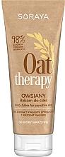 Parfumuri și produse cosmetice Balsam cu extract de ovăz pentru corp - Soraya Oat Therapy Body Balm