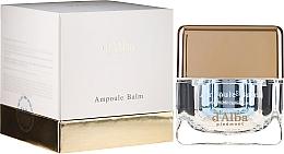 Cremă hidratantă cu extract de trufe albe pentru față - D'Alba Ampoule Balm White Truffle Eco Moisturizing Cream — Imagine N1
