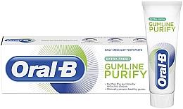Parfumuri și produse cosmetice Pastă de dinți - Oral-B Gumline Purify Extra Fresh Toothpaste