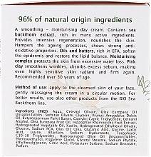 Cremă de zi pentru față - AVA Laboratorium S.O.S Day Cream — Imagine N3