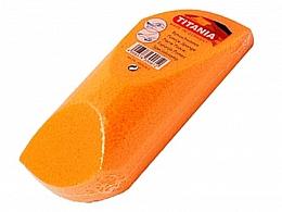 Parfumuri și produse cosmetice Piatră ponce, portocalie - Titania