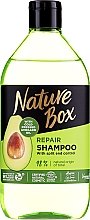 Parfumuri și produse cosmetice Șampon cu extract de avocado pentru păr - Nature Box Avocado Oil Shampoo