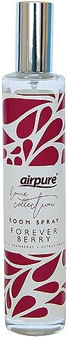 "Spray parfumat pentru interior ""Berries"" - Airpure Room Spray Home Collection Forever Berry"