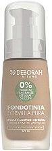 Parfumuri și produse cosmetice Fond de ten - Deborah Milano Formula Pura Foundation SPF15
