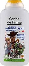 Parfumuri și produse cosmetice Șampon-gel de duș - Corine De Farme Toy Story 4 Shower Gel