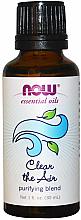 """Parfumuri și produse cosmetice Ulei esențial """"Amestec de uleiuri"""" - Now Foods Essential Oils 100% Pure Clear the Air Oil Blend"""
