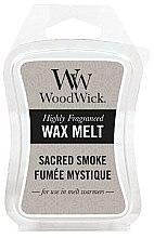 Parfumuri și produse cosmetice Ceară aromată - WoodWick Wax Melt Sacred Smoke