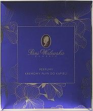 Parfumuri și produse cosmetice Miraculum Pani Walewska Classic - Set (bath/foam/500ml+perfume/30ml)