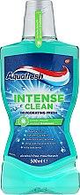 Parfumuri și produse cosmetice Apă de gură - Aquafresh Intense Clean Invigorating Freshness