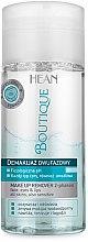 Parfumuri și produse cosmetice Demachiant în două faze pentru față - Hean Boutique Make Up Remover 2 Phase