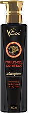 Parfumuri și produse cosmetice Șampon pentru păr cu un complex de 6 uleiuri prețioase - VCee Shampoo Multi-Oil Complex