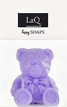 """Parfumuri și produse cosmetice Săpun natural """"Urs mic"""" cu aromă de lavandă - LaQ Happy Soaps Natural Soap"""