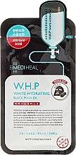 Parfumuri și produse cosmetice Masca regenerantă de față - Mediheal W.H.P White Hydrating Black Mask Ex