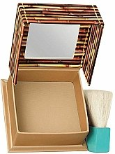 Parfumuri și produse cosmetice Pudră-bronzer pentru față - Benefit Hoola Matte Bronzing Powder