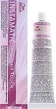 Parfumuri și produse cosmetice Vopsea de păr cremă tonifiantă pentru păr - Wella Professionals Color Touch Instamatic