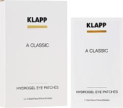 Parfumuri și produse cosmetice Patch-uri sub ochi - Klapp A Classic Eye Care Pads