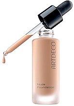 Parfumuri și produse cosmetice Primer pentru față - Artdeco Nude Foundation