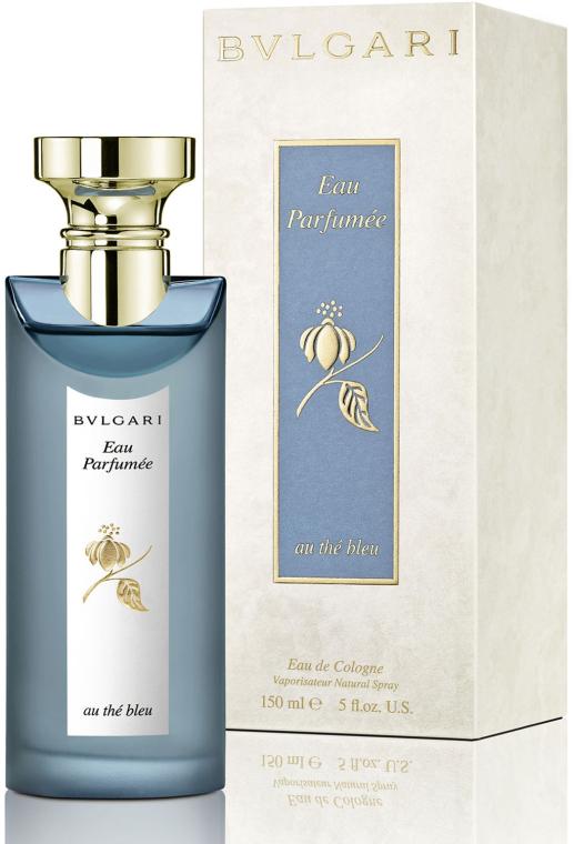Bvlgari Eau Parfumee au The Bleu - Одеколон — фото N3