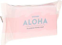 Parfumuri și produse cosmetice Săpun natural - Oh!Tomi Aloha Flamingo Power Soap