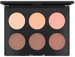 Parfumuri și produse cosmetice Paletă concealer - M.A.C Studio Fix Sculpt and Shape Contour Palette Light/Medium
