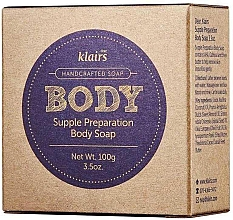 Parfumuri și produse cosmetice Săpun pentru față și corp - Klairs Supple Preparation Body Soap