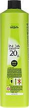 Parfumuri și produse cosmetice Oxidant - L'oreal Professionnel Inoa Oxydant 6% 20 vol. Mix 1+1