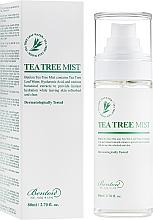 Parfumuri și produse cosmetice Spray cu extract de arbore de ceai pentru față - Benton Tea Tree Mist
