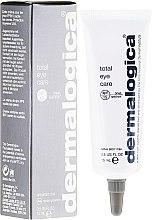 Parfumuri și produse cosmetice Cremă de ochi - Dermalogica Total Eye Care SPF 15