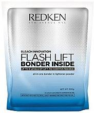 Parfumuri și produse cosmetice Pudră decolorantă - Redken Flash Lift Bonder Inside