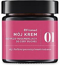 Parfumuri și produse cosmetice Cremă regeneratoare pentru față - Fitomed Repair Cream Nr1