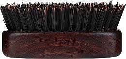 Parfumuri și produse cosmetice Perie pentru barbă, rotundă - Cyrulicy