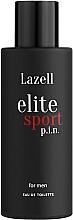 Parfumuri și produse cosmetice Lazell Elite Sport P.I.N - Apă de toaletă