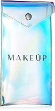 """Parfumuri și produse cosmetice Trusă cosmetică """"Holographic"""", 18x9cm - MakeUp"""