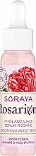 Parfumuri și produse cosmetice Ser cu efect de netezire - Soraya Rosarium A Smoothing Rose Serum