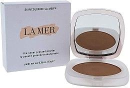 Parfumuri și produse cosmetice Pudră de față - La Mer The Sheer Pressed Powder