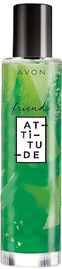 Avon Attitude Friends - Apă de toaletă — Imagine N1