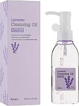 """Parfumuri și produse cosmetice Ulei de curățare """"Lavandă"""" - A'pieu Lavender Cleansing Oil"""