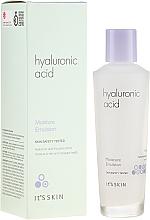 Parfumuri și produse cosmetice Emulsie cu acid hialuronic pentru față - It's Skin Hyaluronic Acid Moisture Emulsion