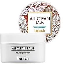 Parfumuri și produse cosmetice Balsam de curățare pentru față - Heimish All Clean Balm Travel Size (mini)