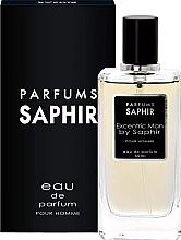 Parfumuri și produse cosmetice Saphir Parfums Excentric Man - Apă de parfum