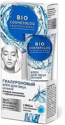 Cremă de noapte pentru față - FitoKosmetik BioCosmetolog Prof