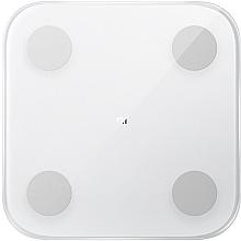 Parfumuri și produse cosmetice Напольные весы, белые - Xiaomi Mi Body Composition Scale 2