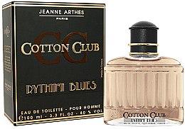 Parfumuri și produse cosmetice Jeanne Arthes Cotton Club Rythm'n Blues - Apă de toaletă
