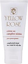 Parfumuri și produse cosmetice Cremă specială pentru îngrijirea tenului gras și cu tendințe acneice - Yellow Rose