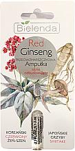 Parfumuri și produse cosmetice Ampule antirid cu extract de ginseng roșu - Bielenda Red Ginseng
