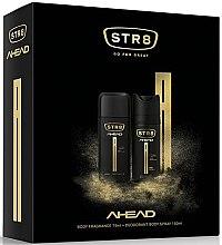Parfumuri și produse cosmetice Str8 Ahead - Set (deo/75ml + deo/150ml)
