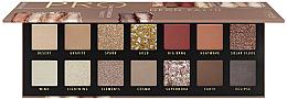 Parfumuri și produse cosmetice Paletă fard de ochi - Catrice Pro Neon Earth Slim Eyeshadow Palette (10.6 g)